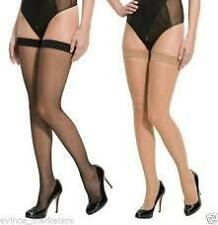 ATTRACTIVE LONG STOCKINGS IMPORTED BLACK & SKIN COLOUR FOR OFFICE GIRLS & LADIES