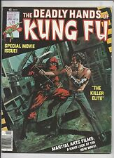 DEADLY HANDS OF KUNG FU   #22  FN  (1ST FULL JACK OF HEARTS APPEARANCE) FREEPOST