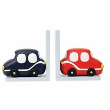 NEW Cars 3D Bookends- 4KnB