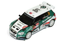 Ixo Models 1:43 RAM 402 SKODA FABIA S2000 #39 9th Wales GB Rally 2009 NEW