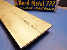 "1/4"" x 5"" x 36""-Long 304 L Stainless Steel Flat Bar -- 304 Stainless .250"" x 5"""