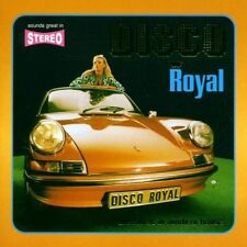 Disco Royal-The finest in modern House (2000) Tom Novy, Basement Jaxx, .. [2 CD]