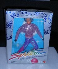 """SPECTRA """"TOM COMET"""" DOLL, 3374 """"SHIMMERONS"""" 1986, SUPER COOL IN ORIGINAL BOX!"""