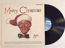 "Bing Crosby - Merry Christmas Vinyl Record 33 RPM 12"" LP 1973 MCA-15024 NM"