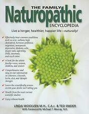 The Family Naturopathic Encyclopedia-ExLibrary