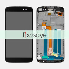 Alcatel One Touch Idol 3 6045 6045O LCD Display Touch Screen Digitizer + Frame A