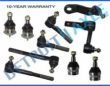 Brand New 10pc Complete Front Suspension Kit for 97-99 Dodge Ram 1500 2WD RWD