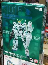 [in stock] BANDAI GUNDAM FIX FIGURATION METAL COMPOSITE 1015 RX-0 UNICORN