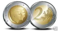 manueduc   HOLANDA  2014  2 EUROS  BEATRIX y GUILLERMO  CONMEMORATIVOS