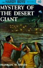 The Hardy Boys: Mystery of the Desert Giant 40 by Franklin W. Dixon (1960, Hardc
