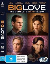Big Love: Season 3 DVD NEW