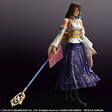 Final Fantasy X HD: Yuna Play Arts Kai Action Figure - Brand New & Sealed
