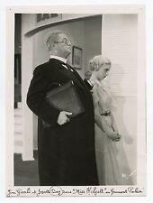 FILM MISS HELYETT 1933 JOSETTE DAY PHOTOGRAPHIE ARGENTIQUE VINTAGE PHOTOGRAPH