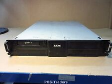Dell PowerVault 114T N798R Tape Library Drive Enclosure Rack INCL 1X LTO4 Drive