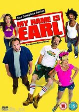 My Name Is Earl: The Complete Series (Season) 1 2 3 4 Collection Box Set New DVD