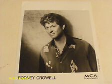 Rodney Crowell 1994 Publicity Photo