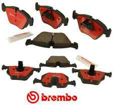 Genuine Brembo Brake Pads (Front & Rear) BMW E46 M3 330I 330CI 330IX X3 Z4