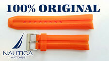 NAUTICA REPLACEMENT BAND ORANGE NST 550 N21034 N18627 N18625