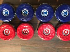 8 LARGE AMERICAN SHUFFLEBOARD TABLE PUCK WEIGHTS 2 5/16
