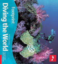 Tierney, Shaun, Tierney, Beth Diving the World (Footprint Activity Guide) Very G