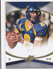 Aaron Rodgers SPX College NCAA Football Card GOLDEN BEARS Green Bay Packers!