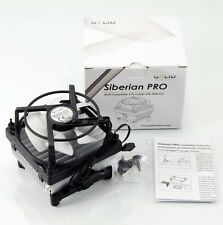 Gelid Solutions Siberian Pro Quiet CPU Cooler for AMD and Intel - Only 10 dBA