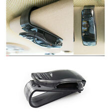 Universal Car Auto Sun Visor Glasses Holder Clip Sunglasses Eyeglass Card