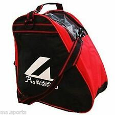 NEW VENTRONIC PRO ACRO SKATE BAG BLACK/ RED UNISEX FITS JUNIOR AND SENIOR SIZE