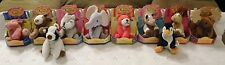 Lot of 8 MIB Only Hearts Pets plus 2 more! With Clips & Collection Guides Hugs