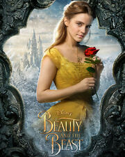 Emma Watson BELLE Beauty and the Beast actress8x10 photo picture print #220