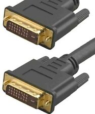50ft long DVI-D Male-M Digital Cable/Cord,PC/DVD/TV/HDTV/Plasma/LCD/Projector{DL