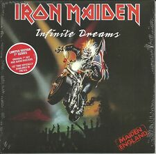 IRON MAIDEN Infinite Dreams Killers LIVE TRX 5000 MADE 7 INCH vinyl SEALED 2014