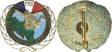 17° R.G.P, C.R.A.P. SARAJEVO, Commandos en Bosnie, émail, J.M.M. Destree (0052)