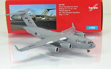 Herpa 527132  Royal Canadian Air Force Boeing CC-177 (C-17A) Globemaster III, No