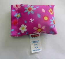 FISHER PRICE Loving Family Dollhouse BED PILLOW for GIRLS TRUNDLE BED replace