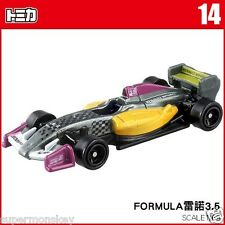 TAKARA TOMY TOMICA No.14 SCALE 1/69  FORMULA RENAULT 3.5 PURPLE TM014A