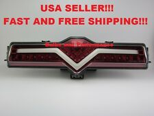 Toyota 86 GT86 LED Rear Bumper Reverse 4th Brake Fog Light Lamp Clear/Red GT-86
