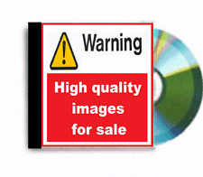 GOOD HIGH RESOLUTION  SIGNS HEALTH  SAFETY WARNING VINYL CUTTER CUTTING PLOTTER