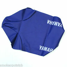 New Genuine Yamaha Seat Cover 91-06 PW80 Y-Zinger 80 *READ NOTES* E0482