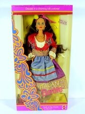 NIB BARBIE DOLL 1993 DOLLS OF THE WORLD ITALIAN **
