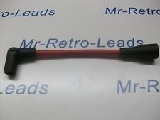"""FORCE OUTBOARD MERCURY MARINER 7"""" INCH IGNITION LEAD 8MM HIGH PERFORMANCE RED"""