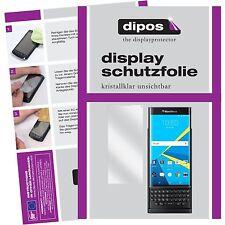 6x Blackberry Priv Protector de Pantalla protectores transparente