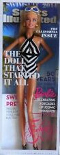 Barbie Sports Illustrated Swimsuit Doll 2014 New