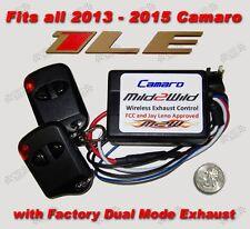Mild to Wild Dual Mode NPP Exhaust Control, Camaro 1LE  - FREE SHIPPING!