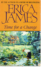 Time for a Change by Erica James (Paperback, 1999)