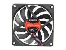 EVERCOOL  80x80x10mm Low Speed Fan EC8010LL05E