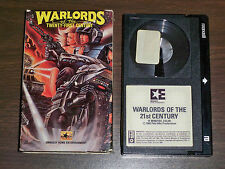 WARLORDS OF THE 21st CENTURY - BETA RARE - 1982 Michael Beck - SCI-FI - EMBASSY