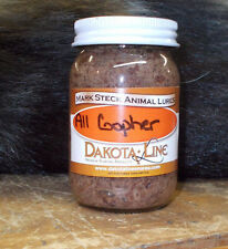 4oz All Gopher predator bait, coyote, fox, badger, bobcat traps trapping