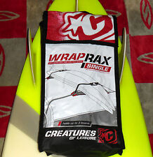 Creatures of Leisure Surfboard Car Soft Racks - Team Designed Wrap Rax Single