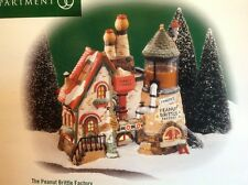 Department 56 The Peanut Brittle Factory 56701 North Pole Missing Door Sign